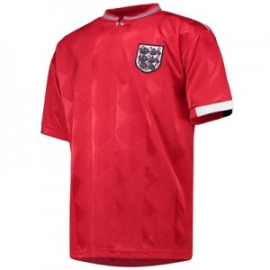 England 1989 Away Shirt