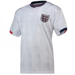 England 1989 Home Shirt