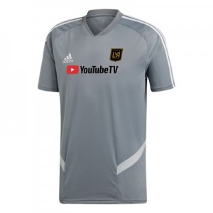 Los Angeles FC Training Shirt 2019 - Grey