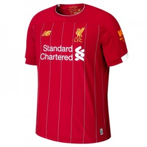 Liverpool Home Shirt 2019-20