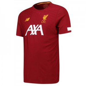 Liverpool Pre Game Jersey - Red