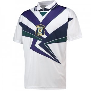 Scotland Scotland 1996 European Championship Away Shirt