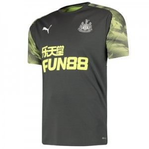 Newcastle United Training Jersey - Dark Grey