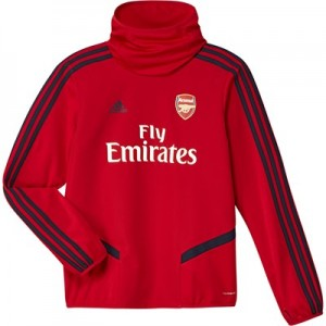 Arsenal Training Warm Top - Red - Kids