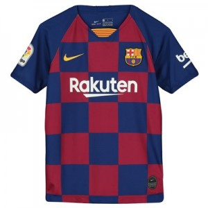 Barcelona Home Stadium Shirt 2019-20 - Kids