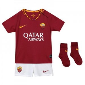 AS Roma Home Stadium Kit 2019-20 - Infants