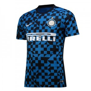 Inter Milan Pre Match Top - Blue