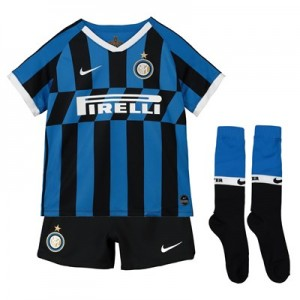 Inter Milan Home Stadium Kit 2019-20 - Little Kids