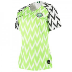 Nigeria Home Stadium Shirt 2019 - Women's
