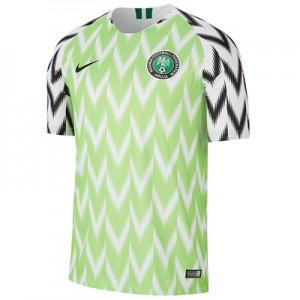 Nigeria Home Stadium Shirt 2019 - Kid's