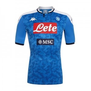 SSC Napoli Home Stadium Shirt - Kids