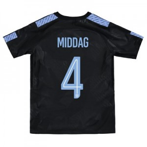 Manchester City Third Stadium Cup Shirt 2017-18 - Kids with Middag 4 printing
