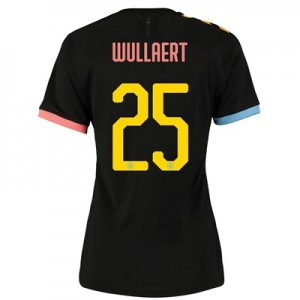 Manchester City Cup Authentic Away Shirt 2019-20 - Womens with Wullaert 25 printing