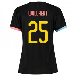 Manchester City Cup Away Shirt 2019-20 - Womens with Wullaert 25 printing