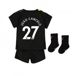 Manchester City Away Baby Kit 2019-20 with João Cancelo 27 printing