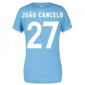 Manchester City 125 Year Anniversary Shirt - Womens with João Cancelo 27 printing