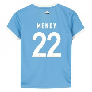 Manchester City 125 Year Anniversary Shirt - Kids with Mendy 22 printing