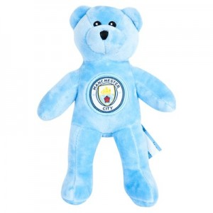 Manchester City Beanie Bear