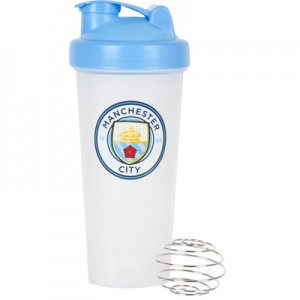 Manchester City Protein Shaker