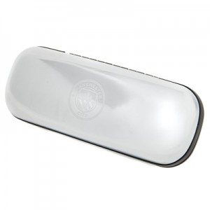Manchester City Crest Chrome Glasses Case