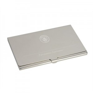 Manchester City Personalised Executive Business Card Holder