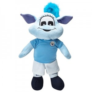 Manchester City Moonbeam Soft Toy