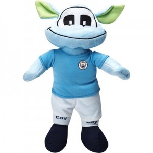Manchester City Moonchester Soft Toy