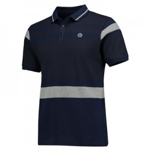 Manchester City Terrace Polo - Navy