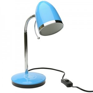 Manchester City Bedroom Lamp
