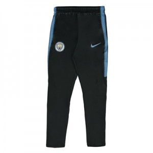Manchester City Squad Training Pant - Dark Green - Kids
