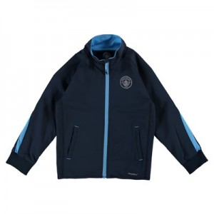 Manchester City Sport Track Top - Navy/Reflective (2-13yrs)