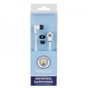 Manchester City Earphones
