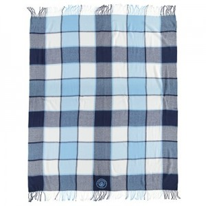 Manchester City Christy Woven Blanket - 125 x 150 cm
