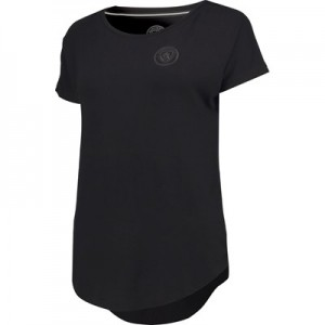 Manchester City Ath T-Shirt - Black - Womens