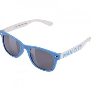 Manchester City Retro Sunglasses - Junior