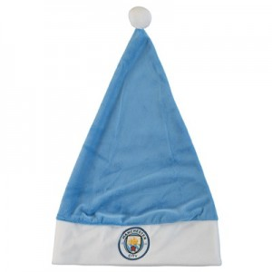 Manchester City Christmas Hat