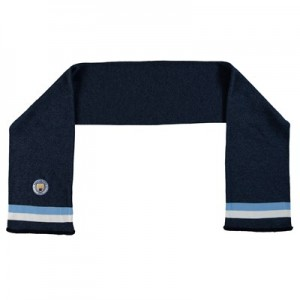 Manchester City Mixed Marl Scarf