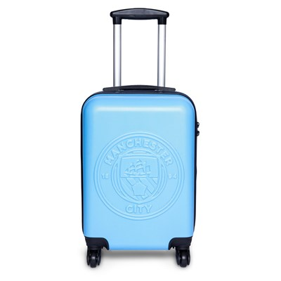 Manchester City Travel Suitcase - Sky - Cabin Sized