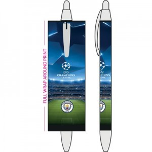 Manchester City UEFA Champions League Pen
