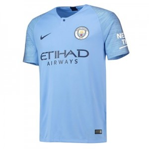 Manchester City Home Stadium Shirt 2018-19