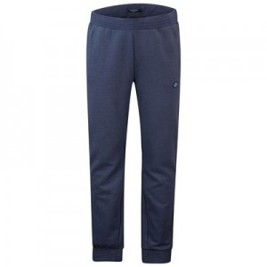 Manchester City Terrace Slim Leg Jogging Pants - Denim Marl - Mens