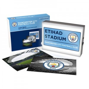 Manchester City Light Box Image Set