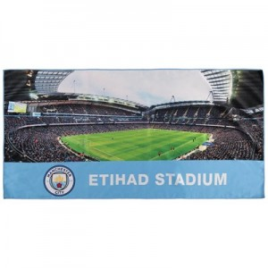 Manchester City Stadium Towel
