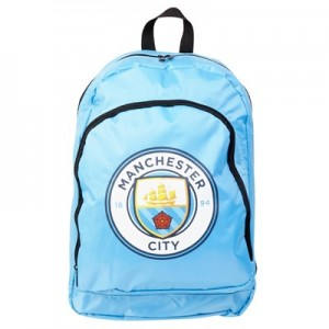Manchester City Crest Backpack