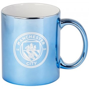 Manchester City Metallic Mug
