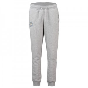 Manchester City Core Jogging Pants - Grey Marl - Womens