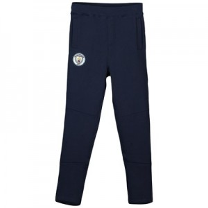 Manchester City Core Jogging Pants- Navy - Junior Boys