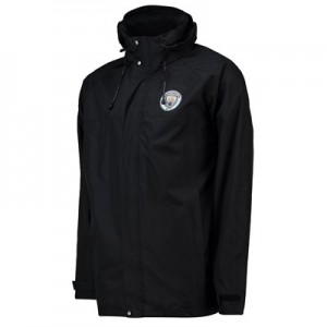 Manchester City Core Match day Jacket -Black - Mens