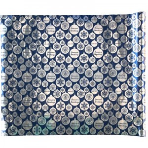 Manchester City Christmas Gift Wrap