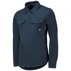 Manchester City Terrace Shacket - Navy - Mens